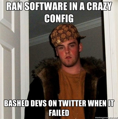 crazy-config meme